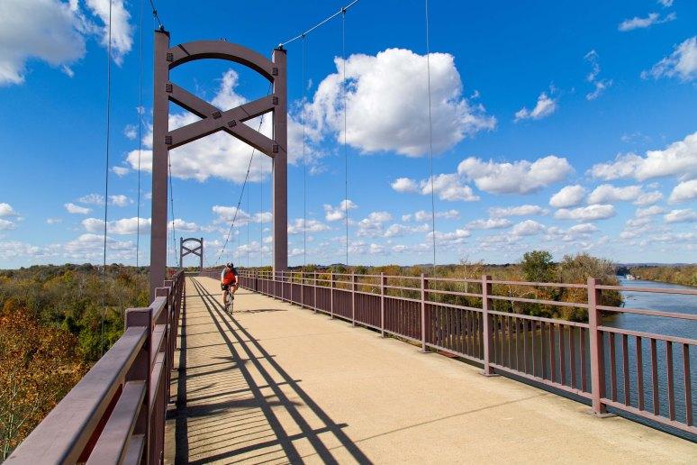 Cumberland River Pedestrian Bridge_Nashville_Raj_H_2