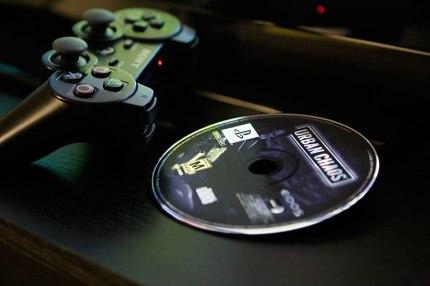 Playstation. Urban Chaos