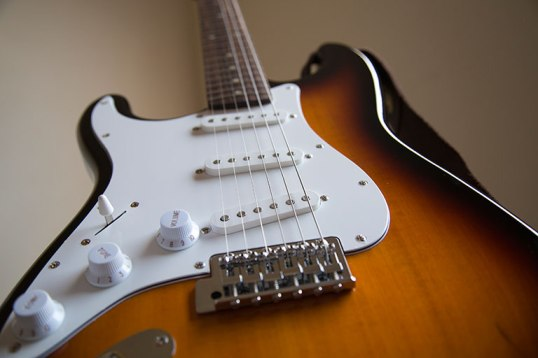 Fender Strat-Squier