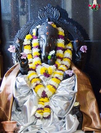 Sri Sai Baba Temple, Nashville, TN. Photo By Raj H.