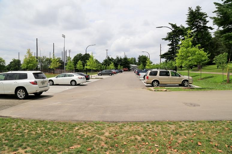 Shelby Park, Nashville, TN. Photo By Raj H.