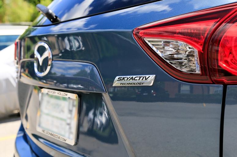 2015 Mazda CX-5 Touring AWD. Photo By Raj H.