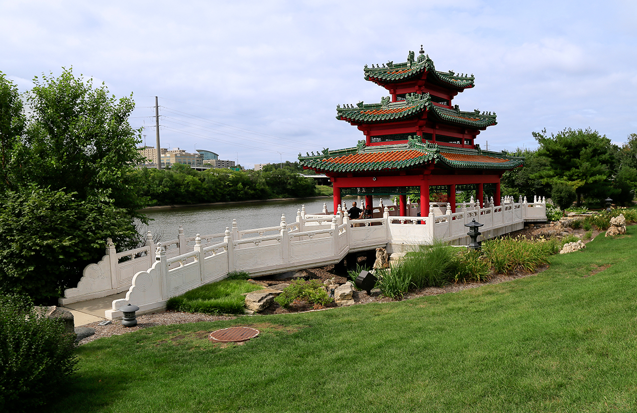 robert d ray asian gardens the chinese culture center of america