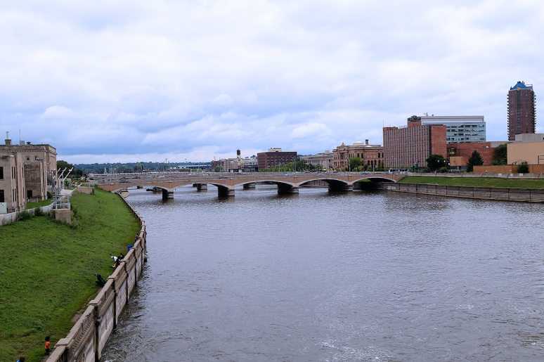 Principal River Walk Des Moines, IA. Photo by Raj H.