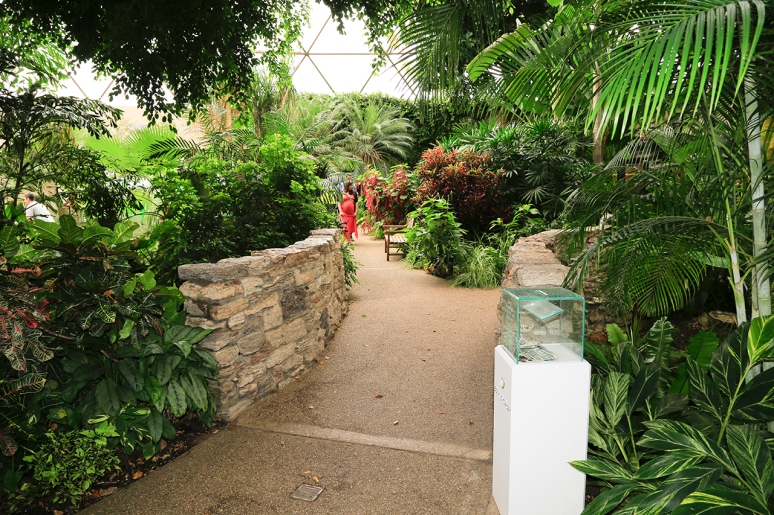 Greater Des Moines Botanical Garden. Photo By Raj H.