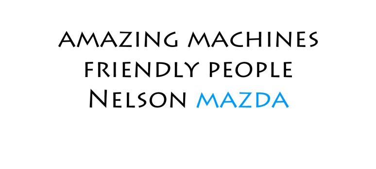 Amazing machines, amazing people. Nelson Mazda. By Raj.