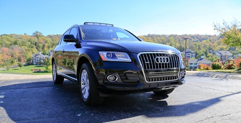 Audi Q5. Photo by Raj H.