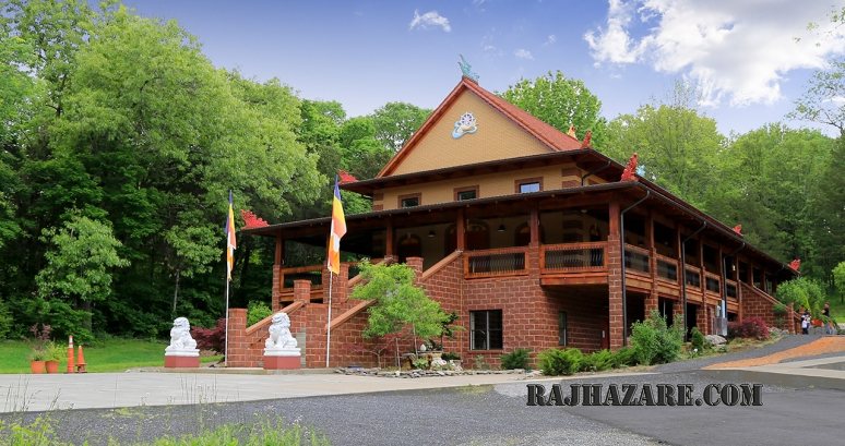 Vietnamese Buddhist Temple, Antioch, TN. Photo by Raj H.