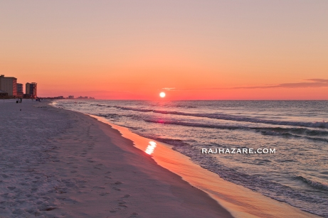 Sunrise. Destin, FL. Photo by Raj H.
