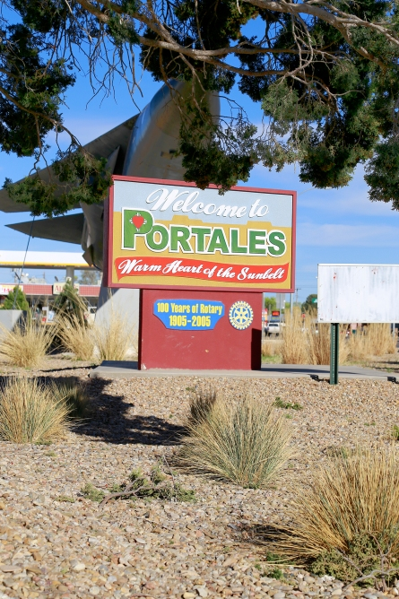 Portales, NM. Photo by Raj H.