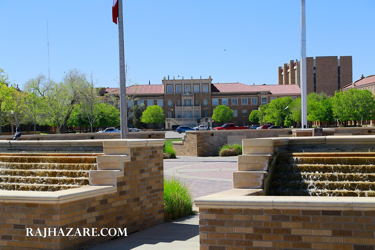 Texas Tech, Lubbock, TX. photo by Raj H.