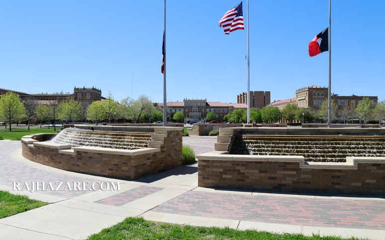 Texas Tech, Lubbock, TX. photo by Raj H.