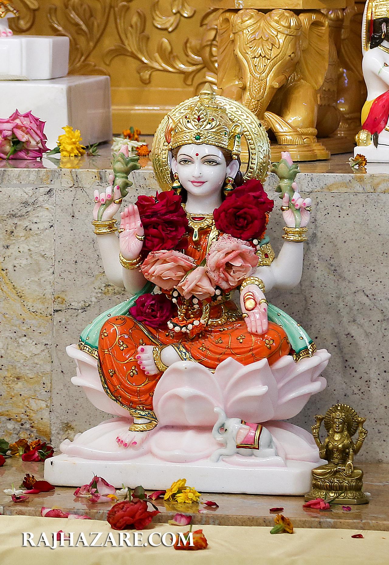 Hindu Temple of Lubbock. TX. Photo by Raj H.