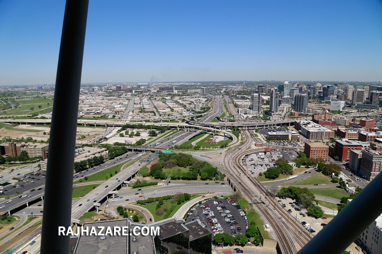 Downtown Dallas.  Photo by Raj H.